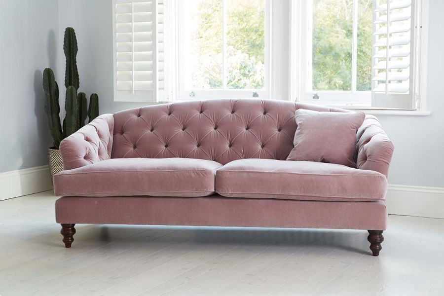 Tips for choosing a sofa to suit your home - Paisley Sofa by Darlings of Chelsea