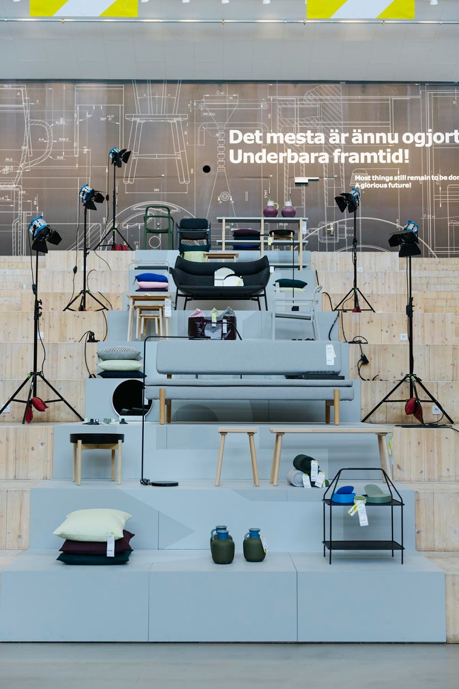 Upcoming collections to look forward to from IKEA - Ypperlig collection by HAY design