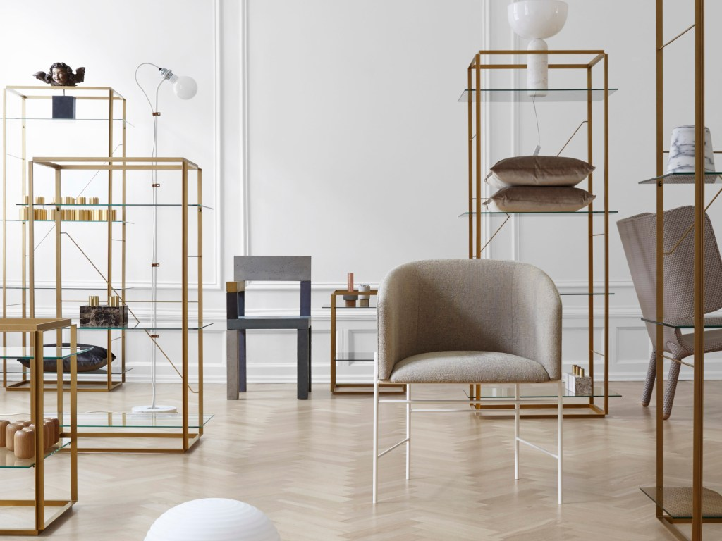 On my radar - minimal furniture finds and Danish chairs