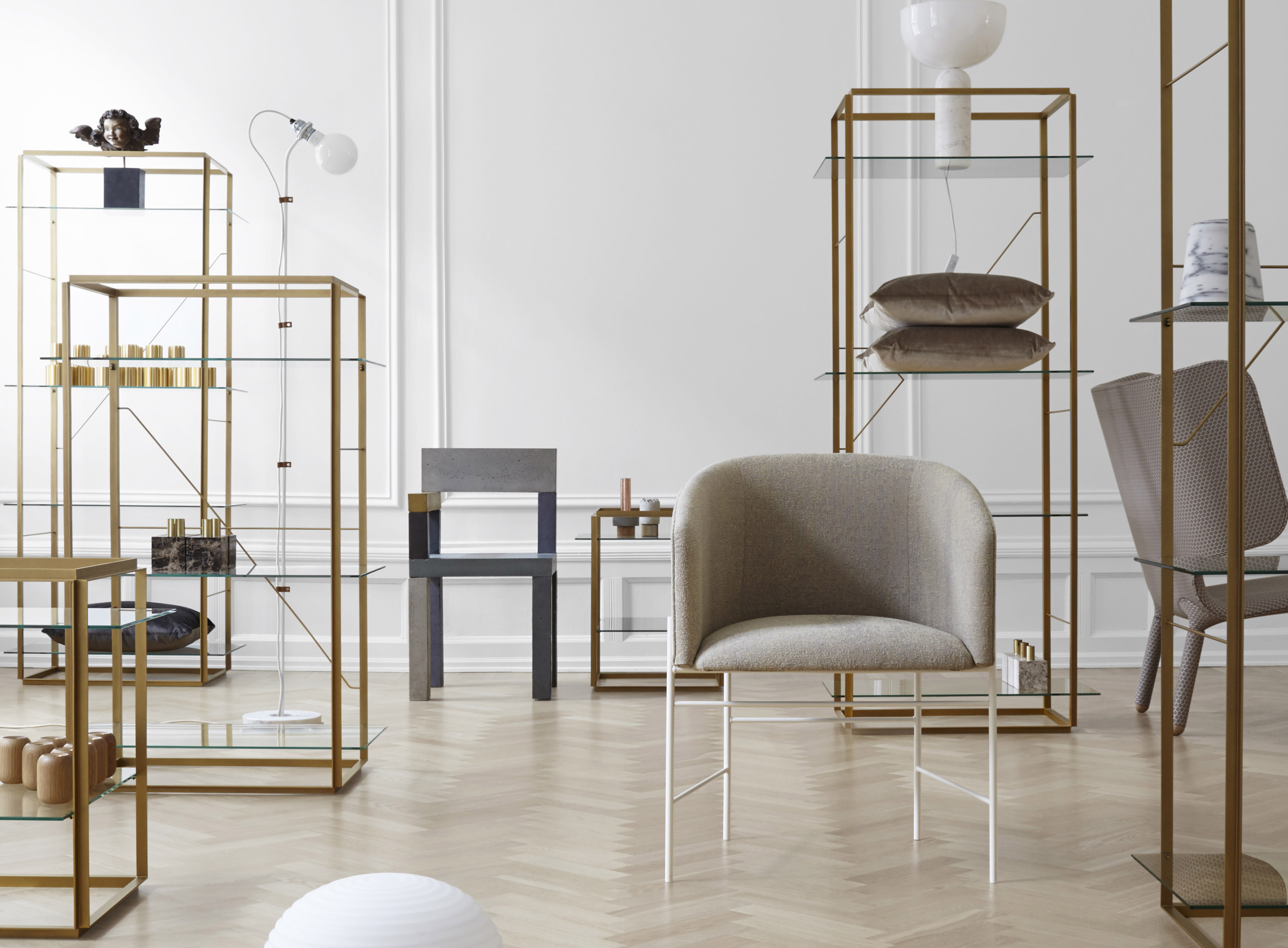 On My Radar   Minimal Furniture Finds And Danish Chairs