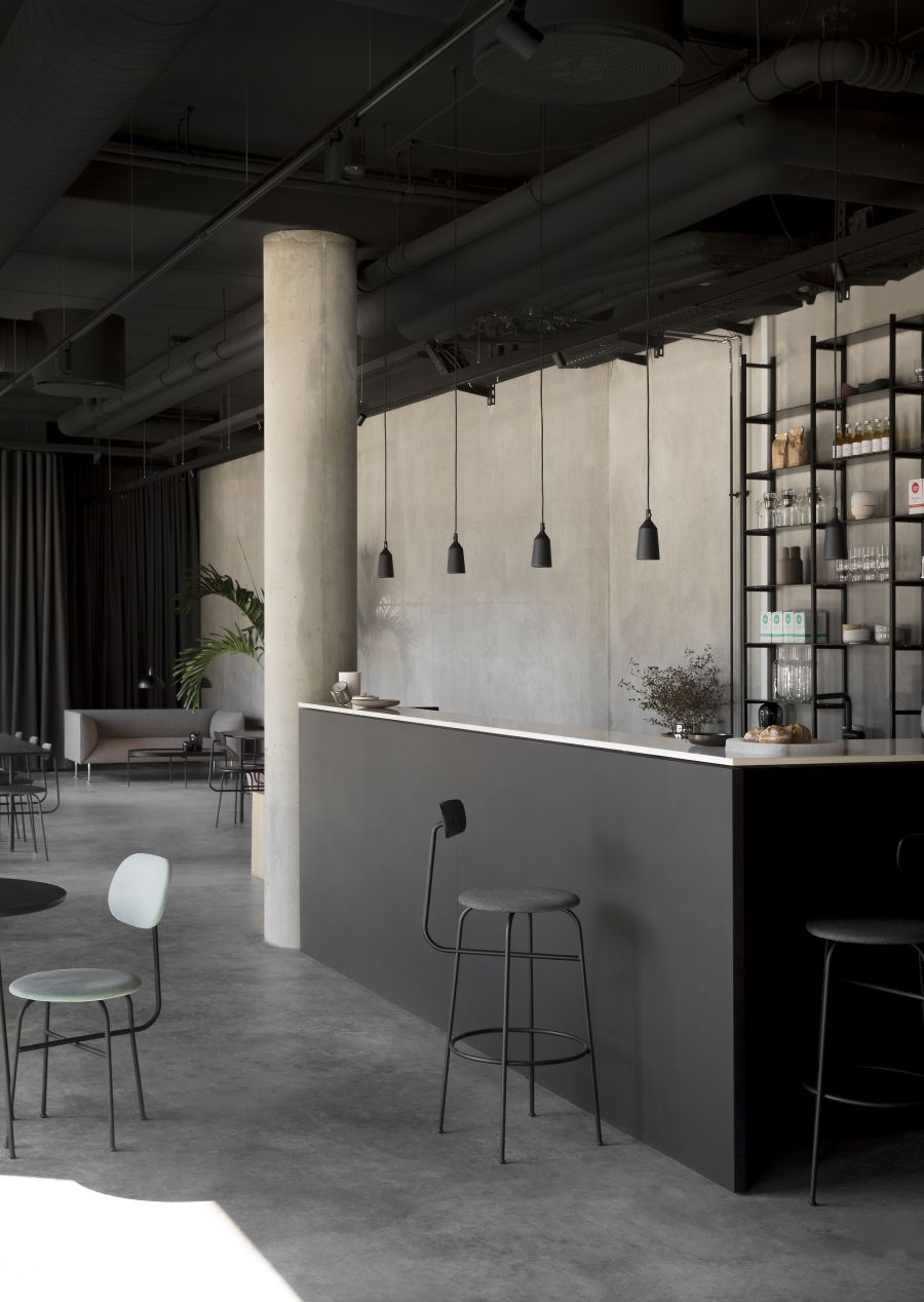 Menu Space, Copenhagen by Norm Architects