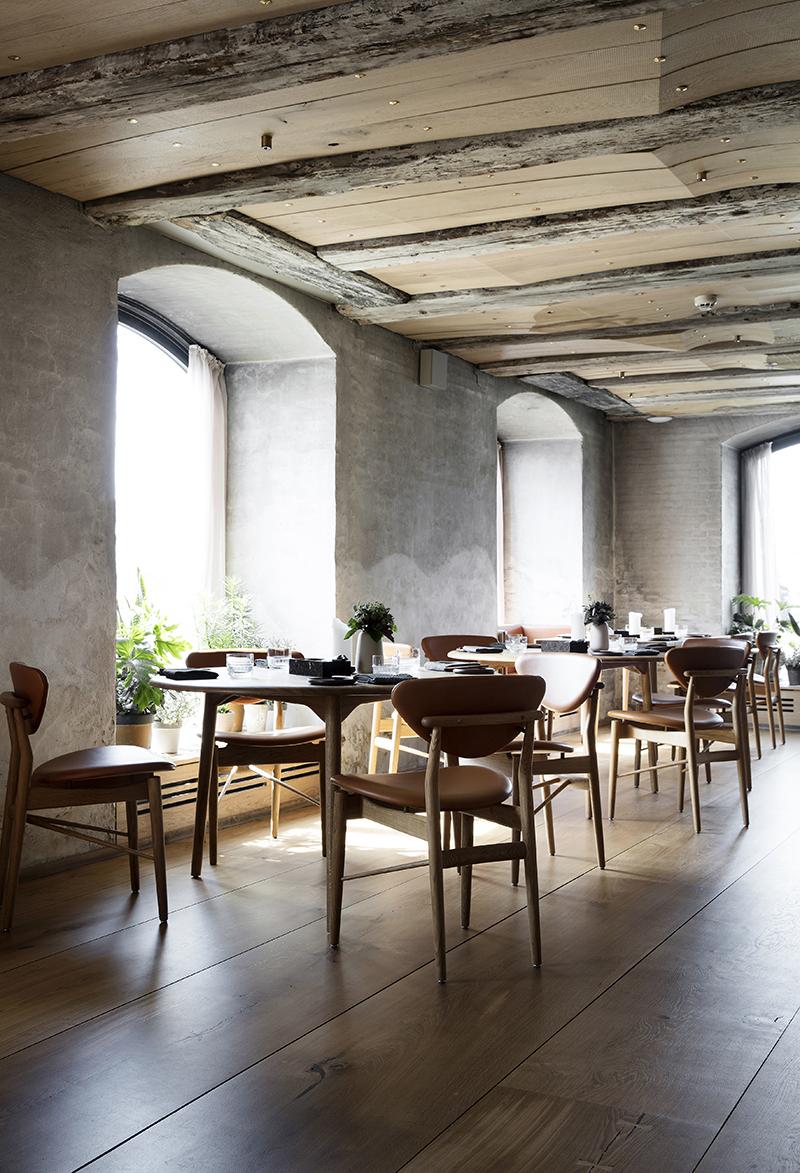 Barr restaurant, Copenhagen by Snøhetta © Line Klein