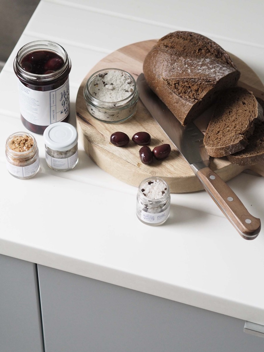 Wooden chopping board and mezze platter - Affordable everyday kitchen essentials from Homesense