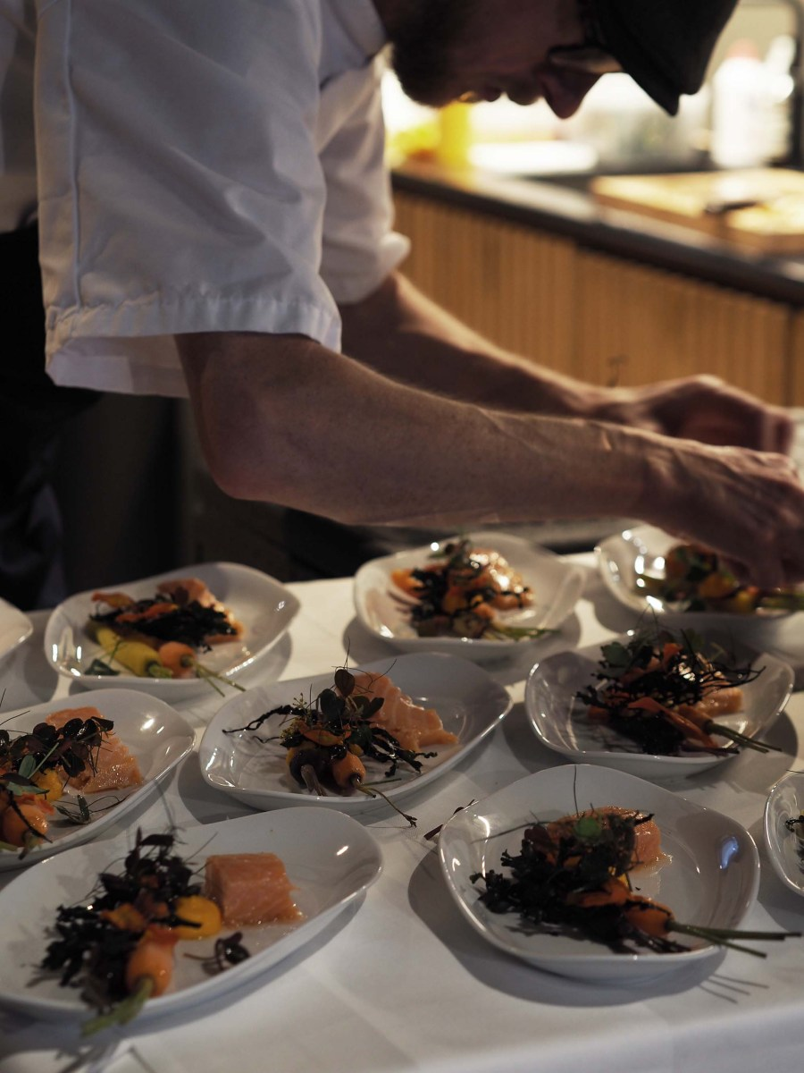 Danish dinner with Fredericia, Georg Jensen and Electrolux