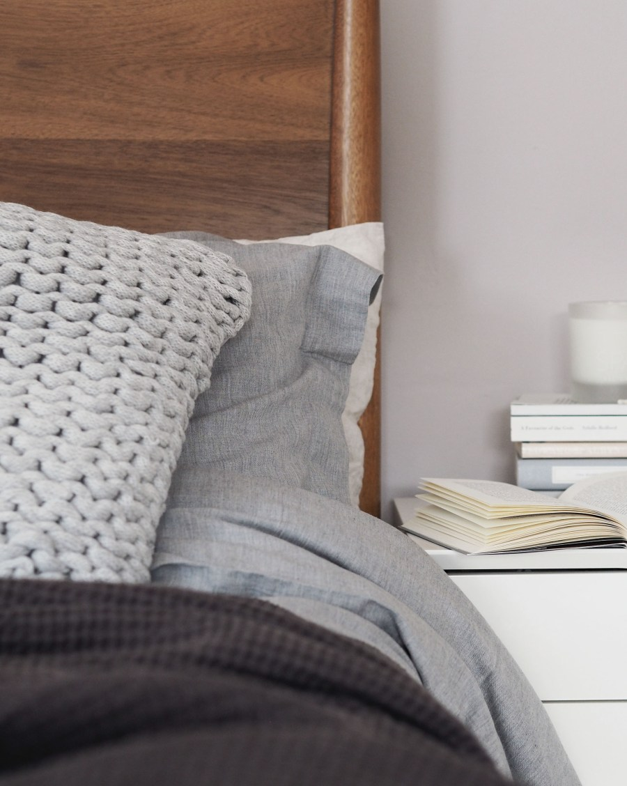 Making your bedroom a sanctuary this autumn with The White Company