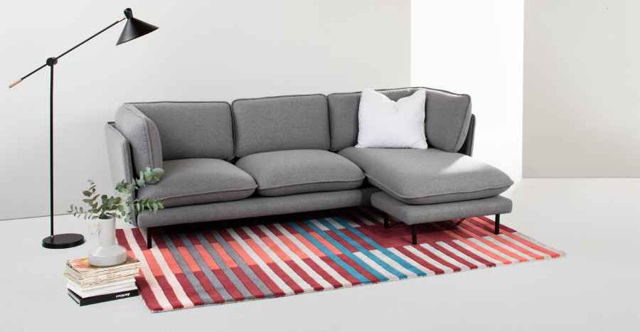 Wes corner sofa, Made.com