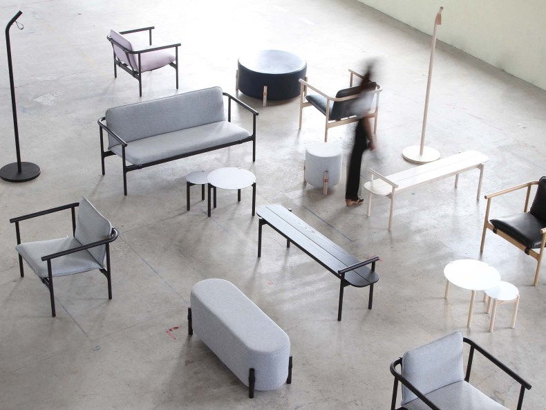 When a Pinterest image leads to you to discover a new furniture brand: Hoshi collection by Skeehan Studio for Stylecraft - Australian design