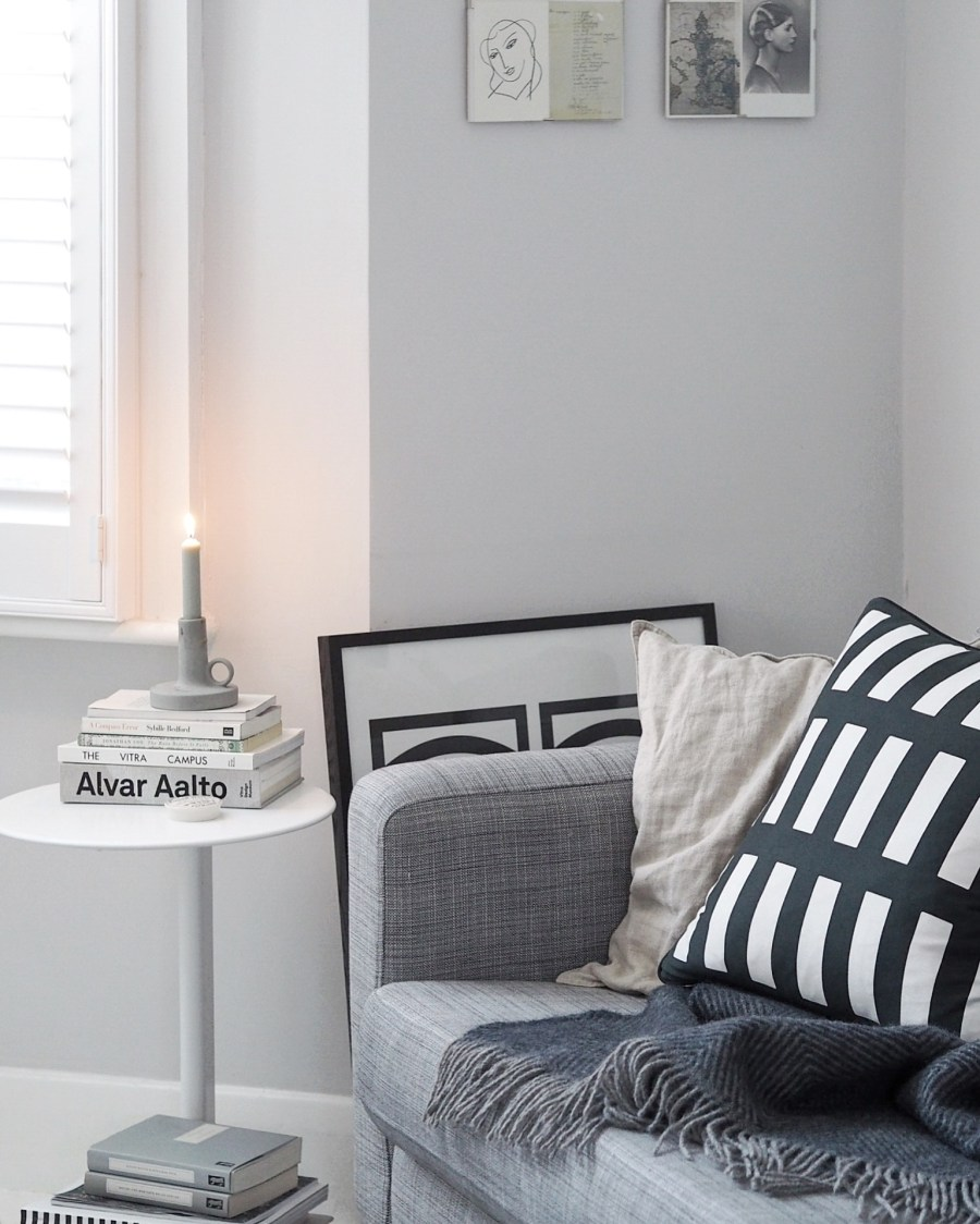Light scandi living room. From Head to Home: 5 tips for planning a redecoration project, with IKEA