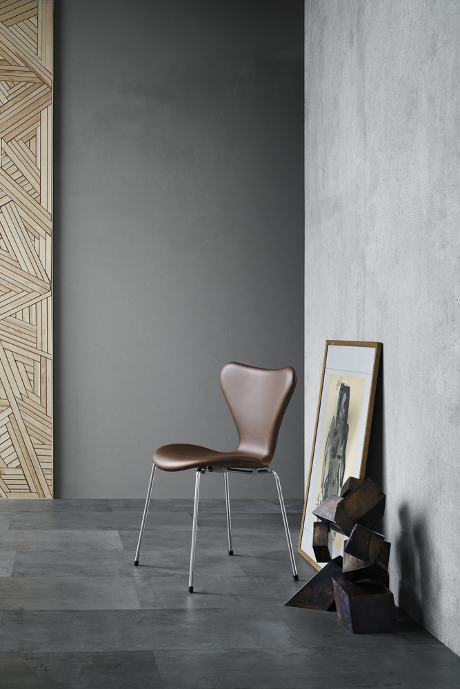 Your Home Needs This: Fritz Hansen's Series 7 chair