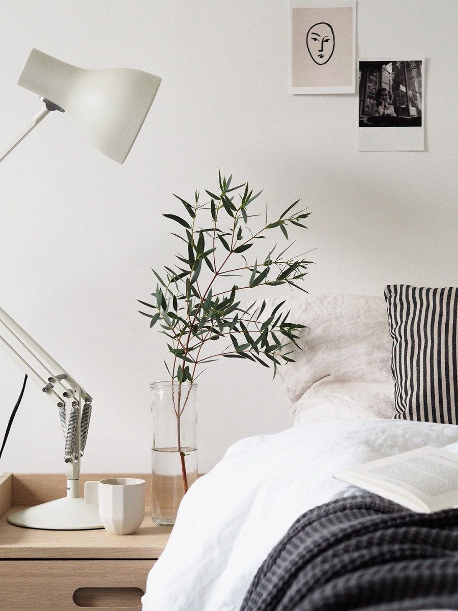 6 best places to buy linen bedding - 100% pure French linen, £95 for double duvet cover, £28 for set of two pillowcases, Soak & Sleep