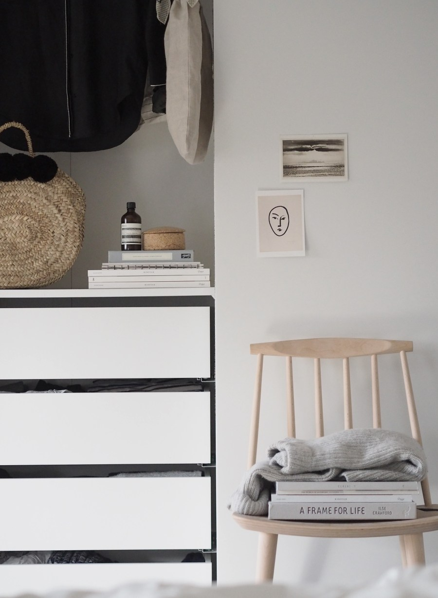 Bedroom Updates Getting Organised With Ikea Pax Wardrobes