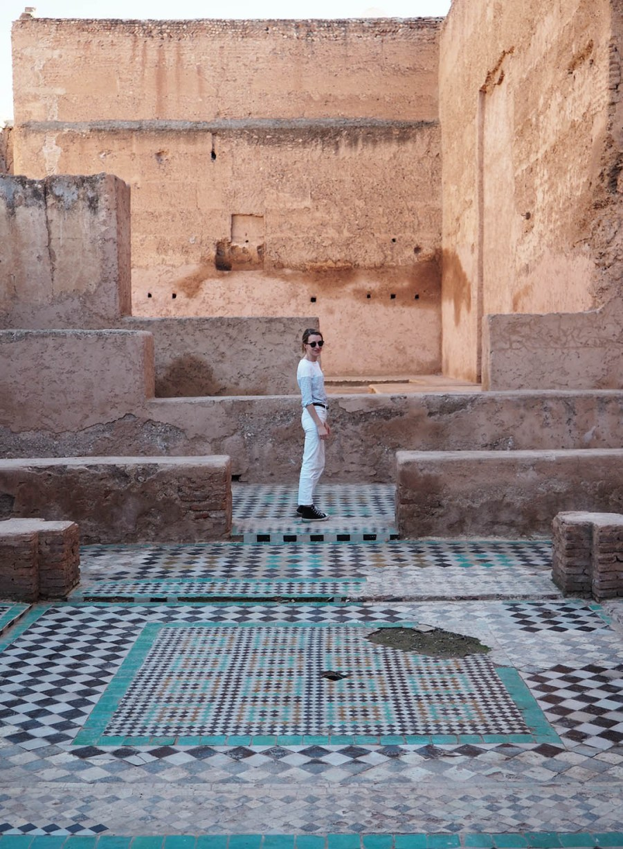 A cultural guide to Marrakech - El Badii palace
