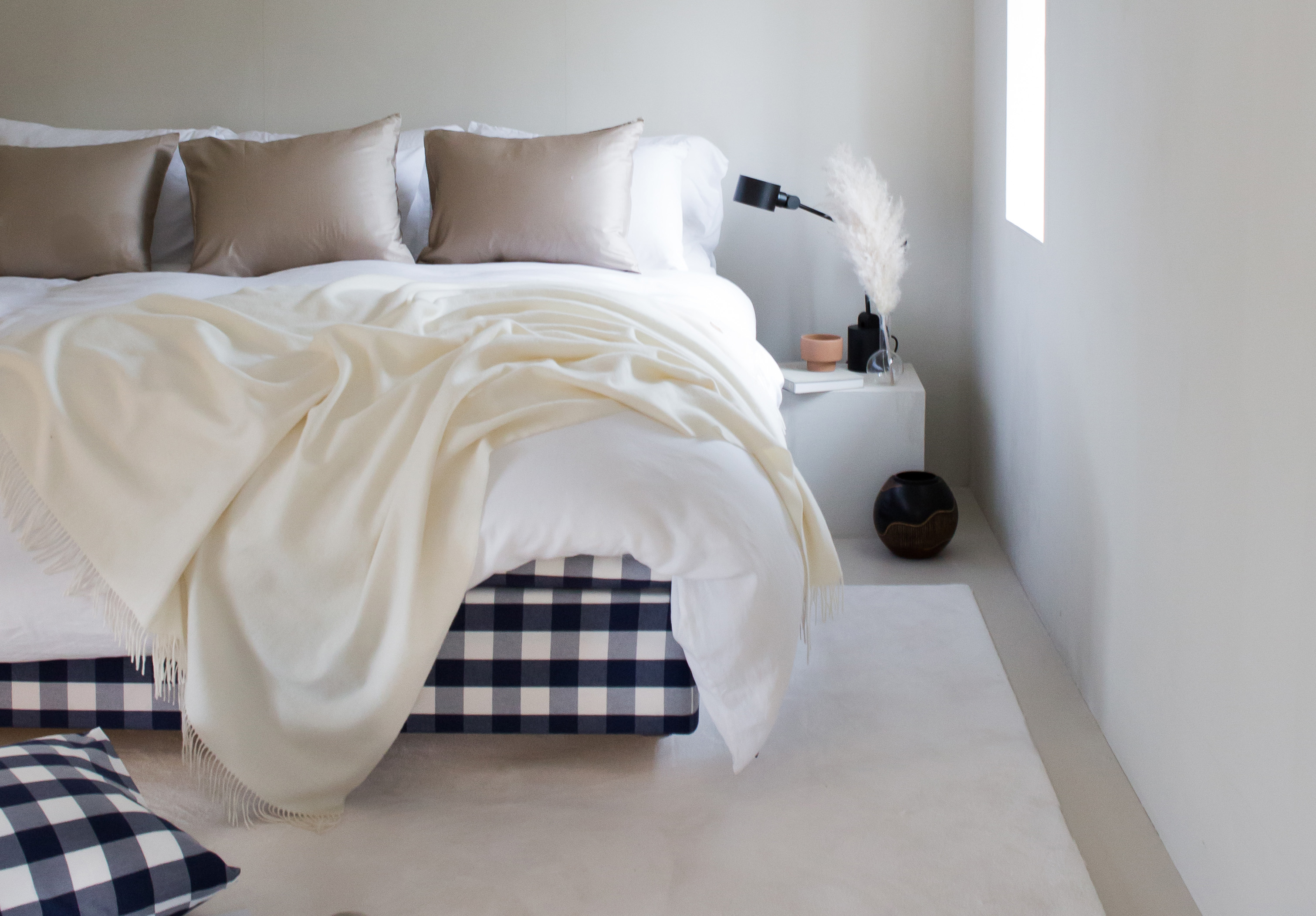 How to sleep better with Swedish bed manufacturer Hästens cate st