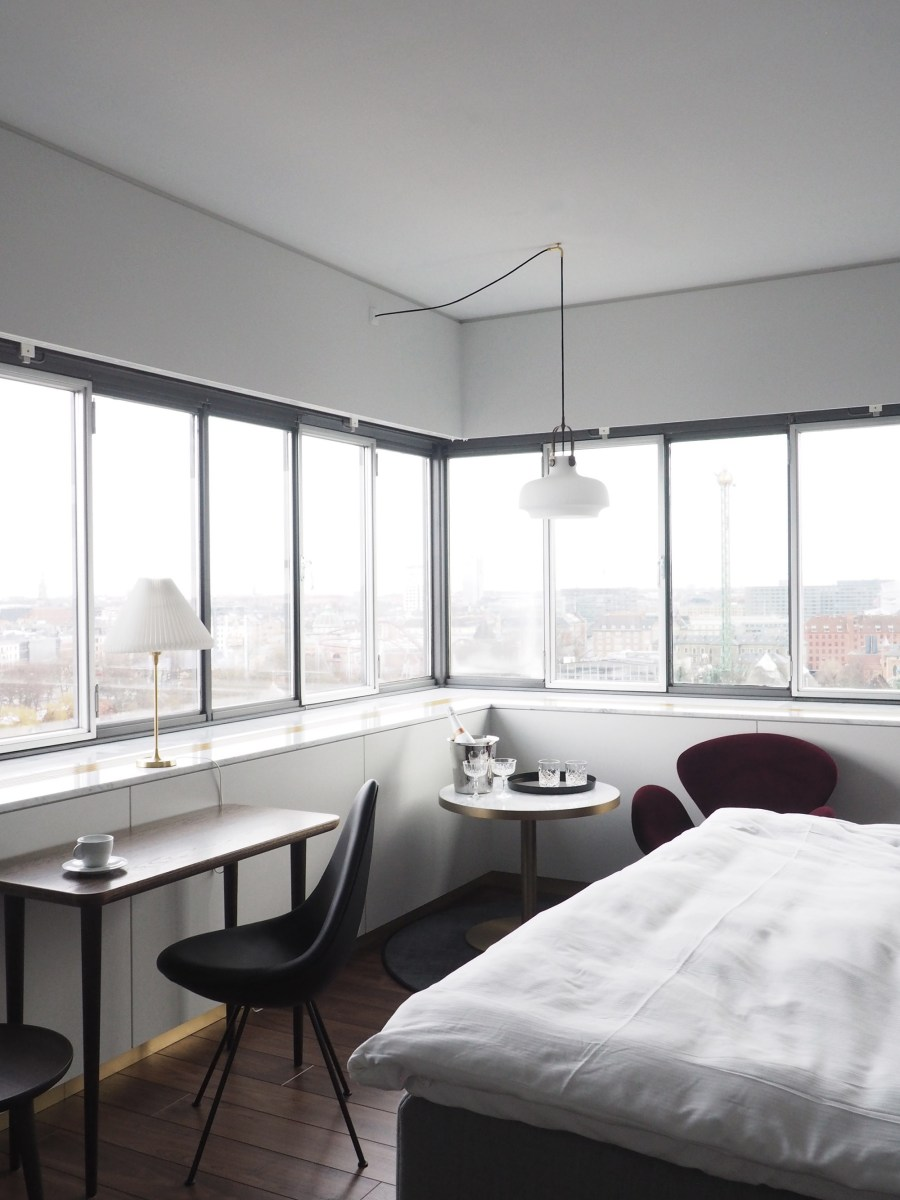 Travel A Stay In The Redesigned Radisson Blu Royal Hotel By Arne