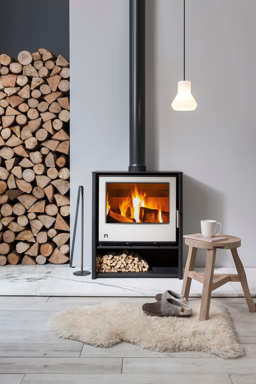 Contemporary Wood Burning Stoves By Arada Stoves Ad