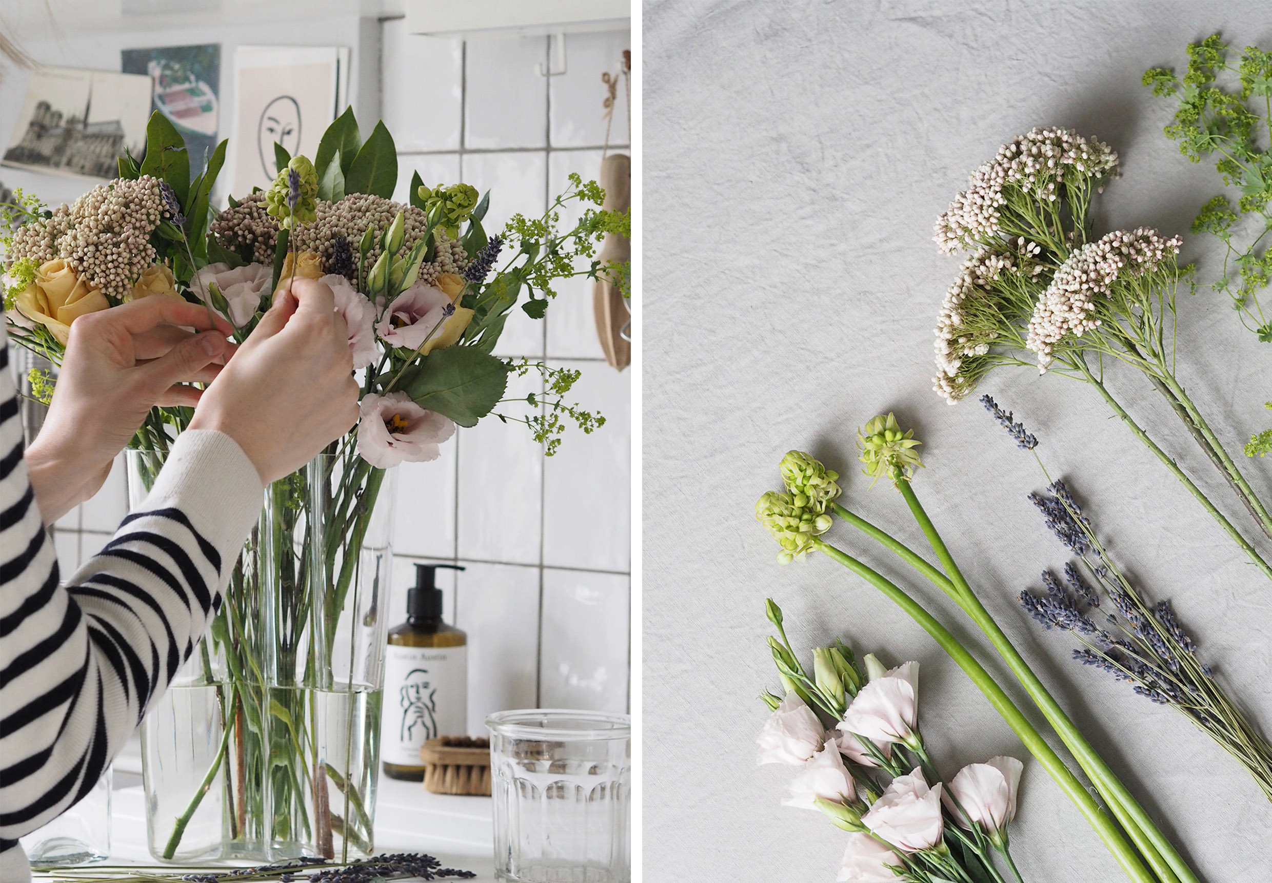 Styling Spring Blooms With Bloom Wilds Letterbox Flowers Cate