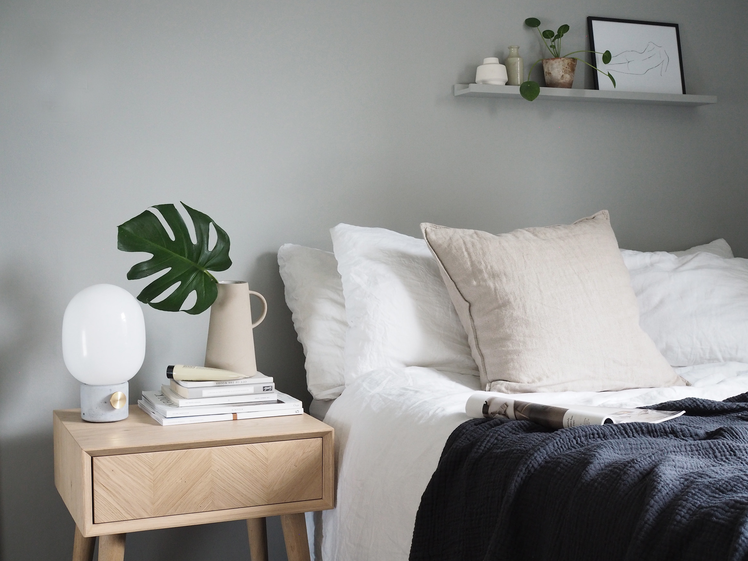 Simple Ways To Spruce Up Your Bedroom This Summer, With Houseology [AD]