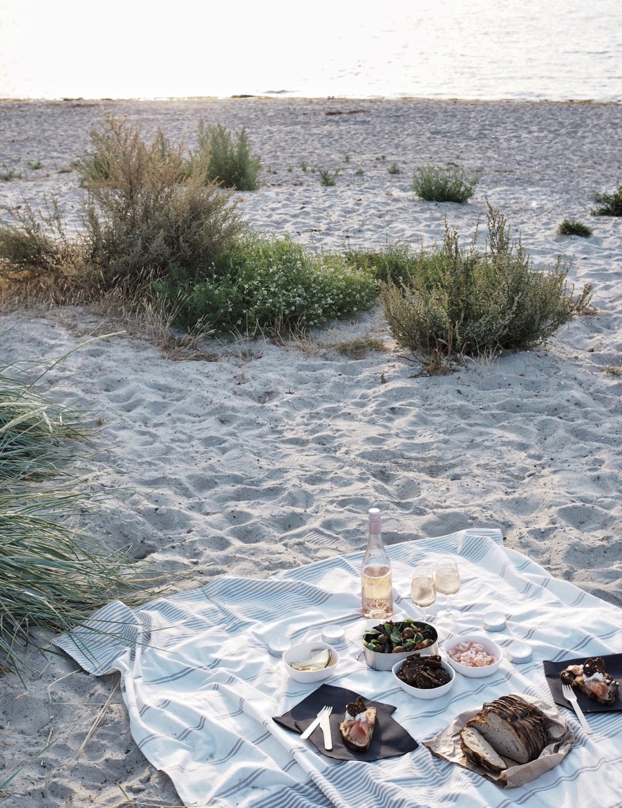 The CSH Travel Guide: 48 hours in Malmö - alfresco Swedish summer picnic on the beach