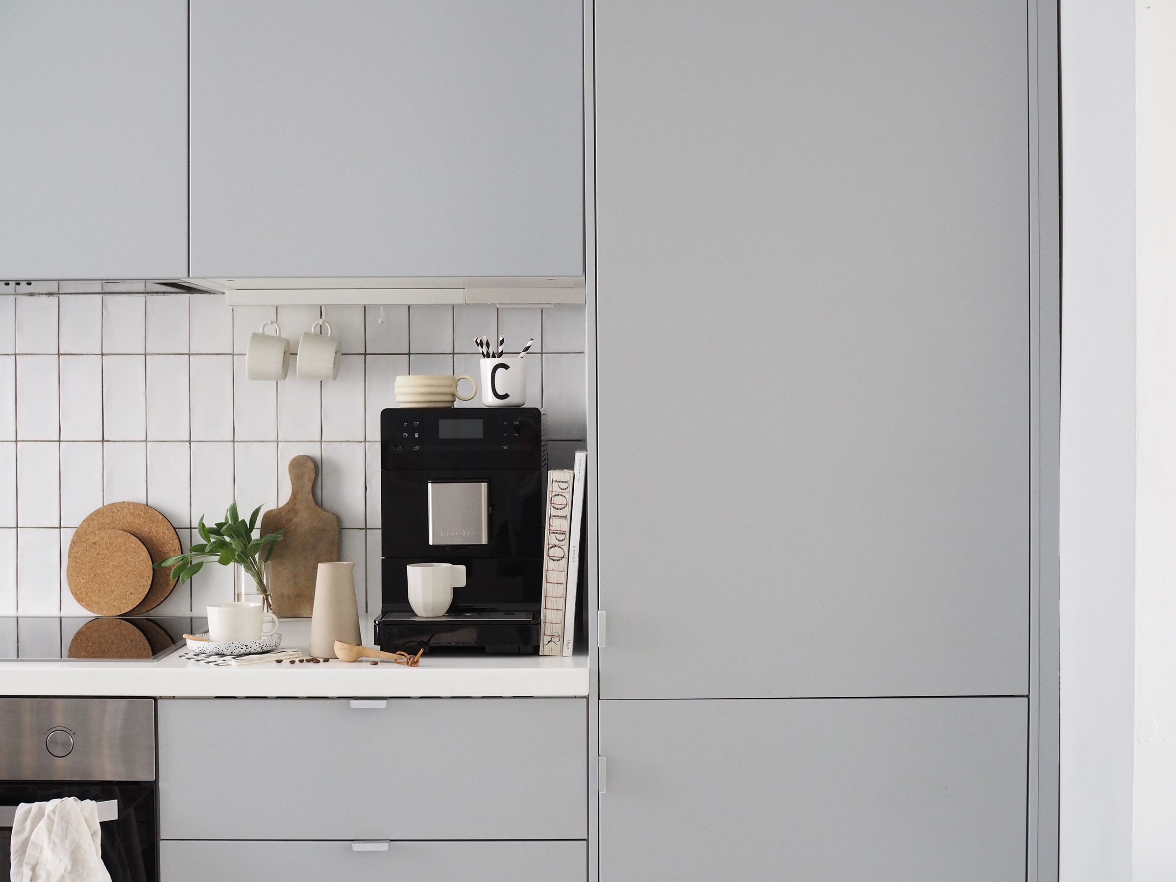 Tag Scandinavian kitchen. Creating barista-style coffee at home \u2013 Miele CM5 coffee machine review [spon] & Scandinavian kitchen Archives - cate st hill