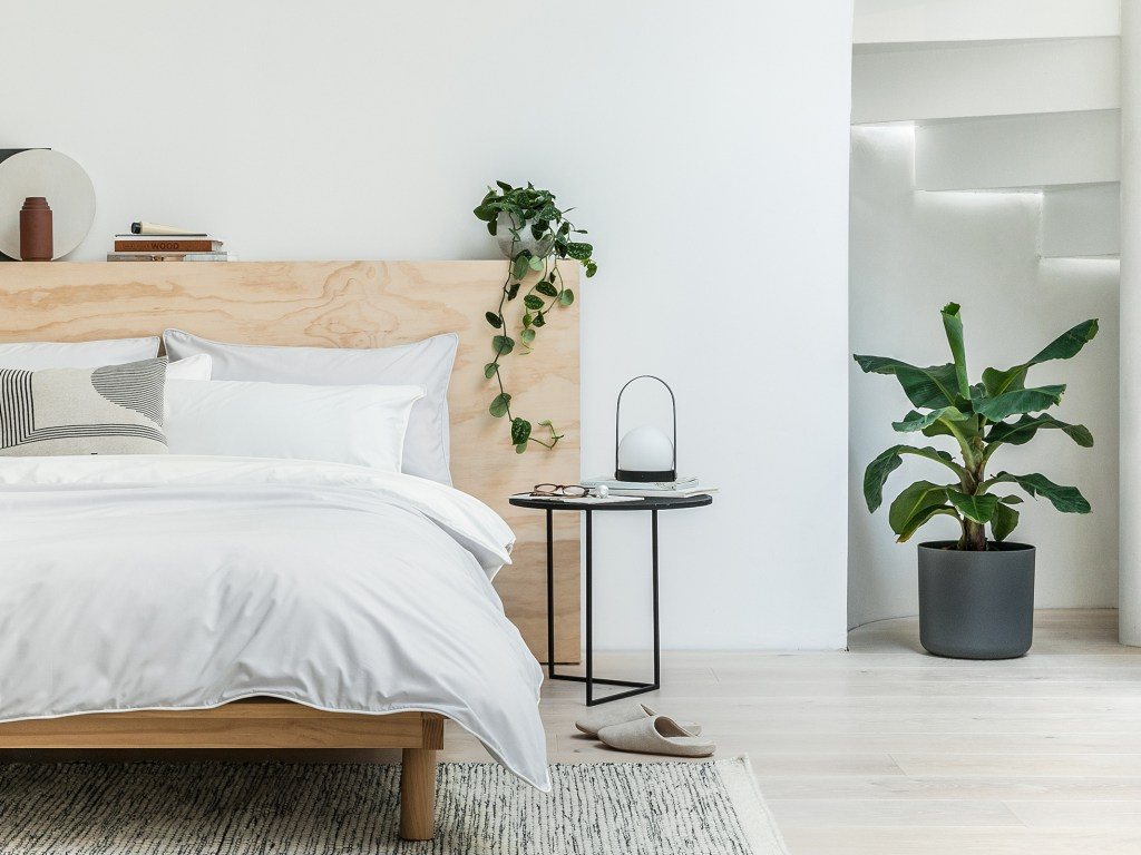 Minimal Bedroom Ideas Archives Cate St Hill