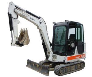 Bobcat_Excavator