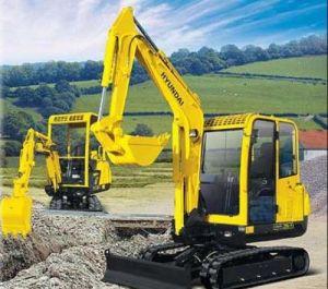 Hyundai Robex 28-7 R28-7 Mini Excavator Workshop Service Repair Manual