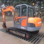 Doosan Daewoo Solar 55-v Excavator Workshop Service Repair Manual
