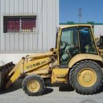 Komatsu Wb91r-2, Wb93r-2 Backhoe-loader Repair & Maintenance Manual