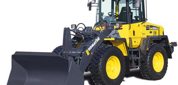 Komatsu WA250PZ-6 Wheel Loader operation and maintenance manual