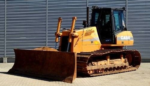 CASE 1650K Tier 2 Crawler Dozer Bulldozer Service Repair Manual