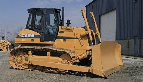 CASE 1850K Tier 3 Crawler Dozer Bulldozer Service Repair Manual
