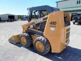 CASE 410 420 SKID STEER SERVICE REPAIR MANUAL