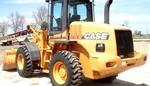 Case 521d Wheel Loader Workshop Repair Manual
