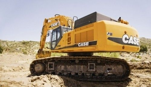 Case CX700B Crawler Excavator Service Repair Manual