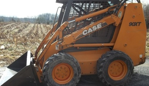Case 85xt 90xt 95xt Skid Steer Schematic Service Repair Manual