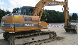 Case Cx130 Crawler Excavator Service Repair Manual