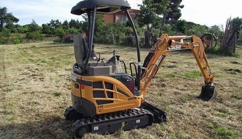 Case Cx17b Compact Excavator Service Repair Manual