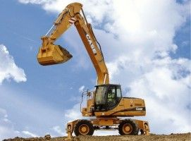 Case WX210 WX240 Wheel Excavator Service Repair Manual