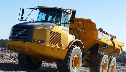 Volvo A35e Fs Articulated Dump Truck Service Repair Manual