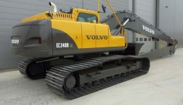 Volvo EC240B LR EC240BLR Excavator Service Repair Manual