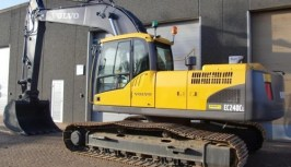 Volvo EC240C L Excavator Service Repair Manual