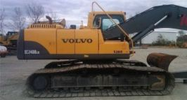 Volvo Ec210b Lr Excavator Service Repair Manual