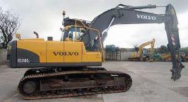 Volvo Ec210cl Excavator Service Repair Manual