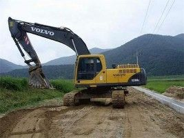 Volvo Ec290b Lc Excavator Service Repair Manual