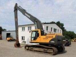 Volvo Ec290b Lr Excavator Service Repair Manual