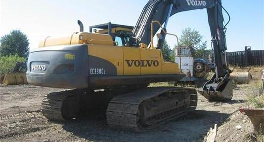 Volvo Ec330c L Excavator Service Repair Manual