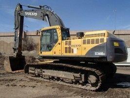 Volvo Ec360b Lc Excavator Service Repair Manual