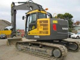 Volvo Ecr235c L Excavator Service Repair Manual Online