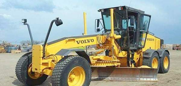 Volvo G720b Motor Grader Service Repair Manual