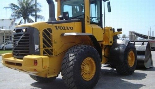 Volvo L70F Wheel Loader Service Repair Manual 500x288 volvo ecr58 wiring diagram joysticks volvo wiring diagram gallery  at bayanpartner.co